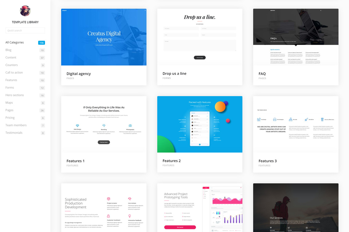 template-library-1